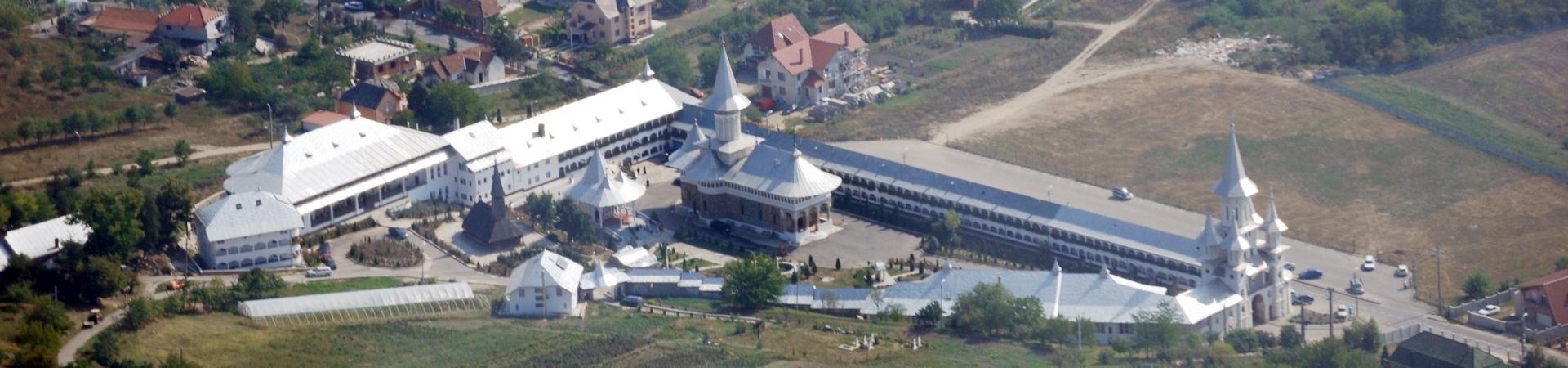 Complexul monahal Mănăstirea Sfintei Cruci Oradea